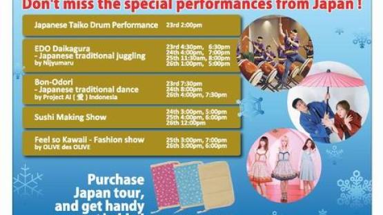 Japan Travel Fair Kembali Hadir Di Jakarta Berita Jepang Japanesestation Com