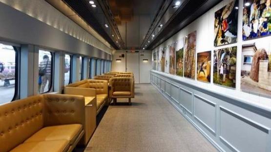 Genbi Shinkansen Kereta Jepang Yang Dihiasi Karya Seni Berita Jepang Japanesestation Com