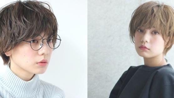 genderless hairstyle