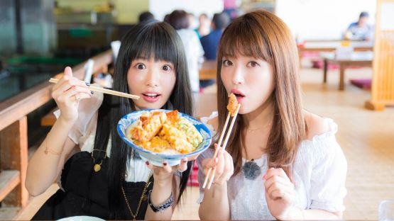 Kebiasaan makan orang Jepang