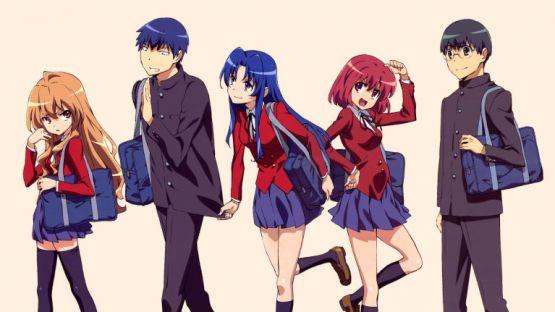 Gambar Anime Toradora