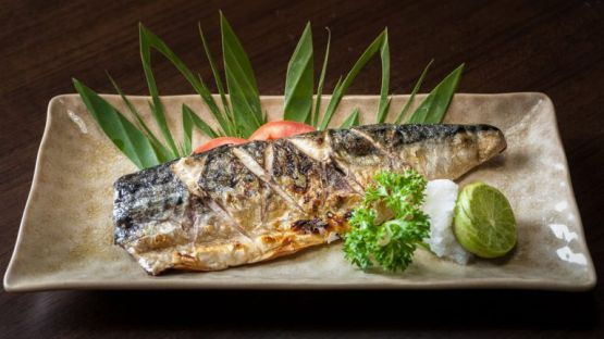 Ikan Jepang Grilled Mackerel