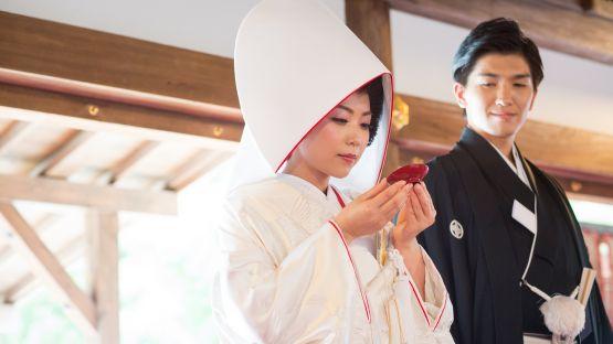 Tradisi Pernikahan jepang