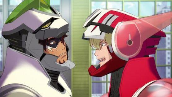 Anime Tiger and Bunny