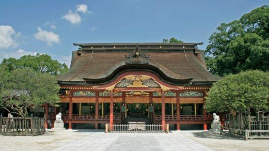 Kuil Dazaifu Tenmangu