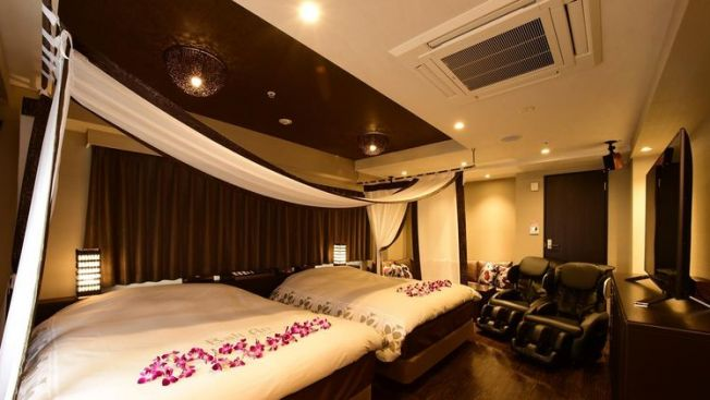 Kamar di Hotel Bali An Resort Shinsaibashi (tsunagujapan.com)