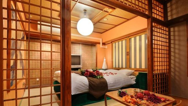 Salah satu kamar di Namba Alpha (tsunagujapan.com)