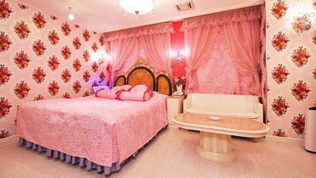 Kamar di Hotel Rose Lips Osaka Shinsaibashi (tsunagujapan.com)
