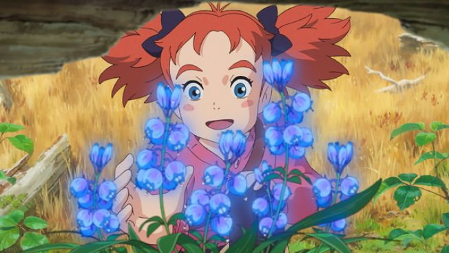 Mary And The Witch's Flower (whatculture.com)