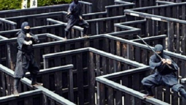 Karakuri Ninja Maze. (ikidane-nippon.com)