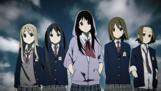 K-ON! series (crunchyroll.com)