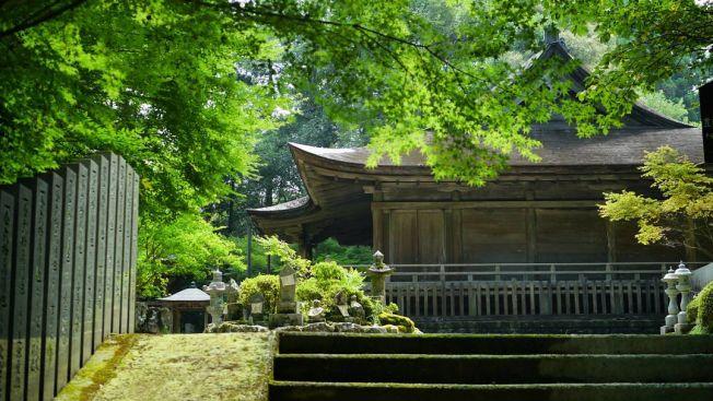 Kuil Burakuji (tsunagujapan.com)