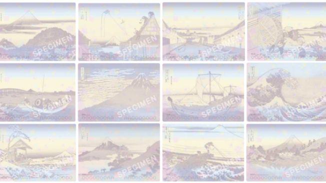 Tiga Puluh Enam Pemandangan Gunung Fuji (soranews24.com)