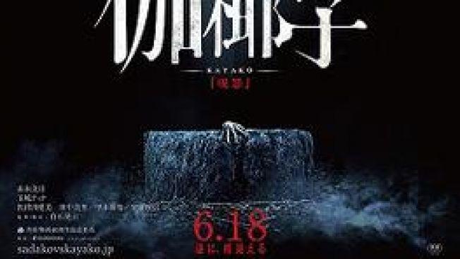 Poster film horor Jepang Sadako vs. Kayako (en.wikipedia.org)