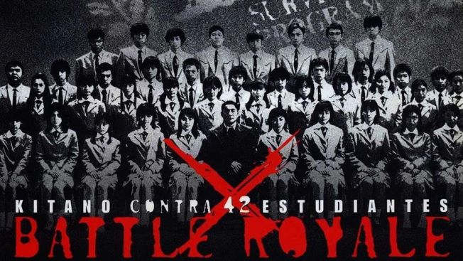 Poster Film Battle Royale 2000 (imdb.com)