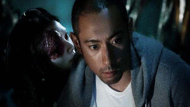 Potongan adegan seram dalam film Over Your Dead Body (bloody-disgusting.com)