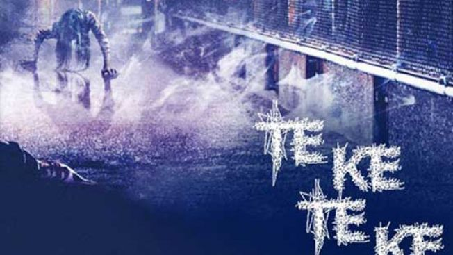 Poster film Teke-teke (horrornews.net)