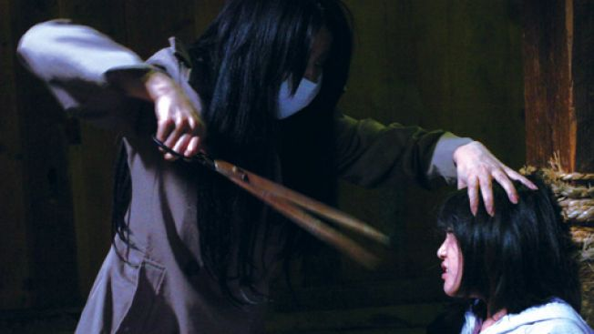 Film horor Jepang, Kuchisake-onna (asianwiki.com)