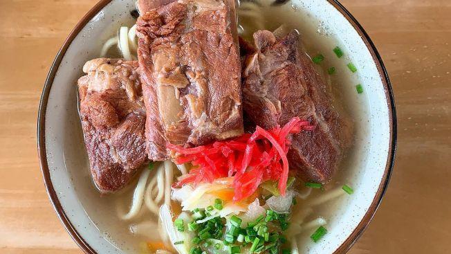 Mie Soba, Kuliner Jepang