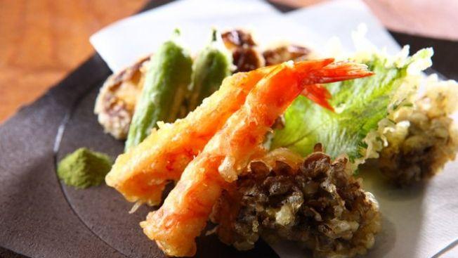 Tempura,Hidangan jepang,Masakan jepang