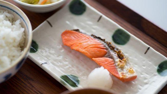 Yaki Sakana,Hidangan Jepang,Masakan Jepang