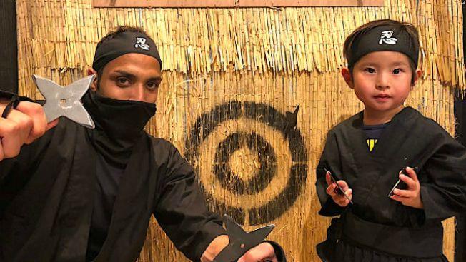Ninja cafe, Hida takayama