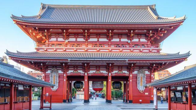 Kul Buddha di Jepang