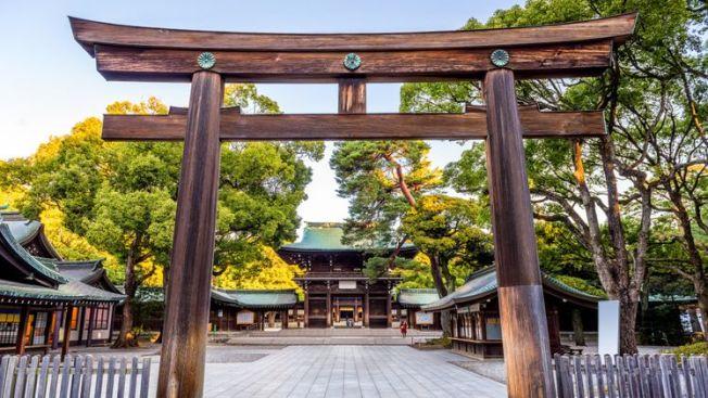 Kuil Shinto di Jepang