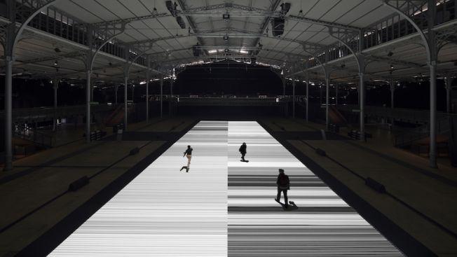 instalasi seni unik, seniman kontemporer Jepang