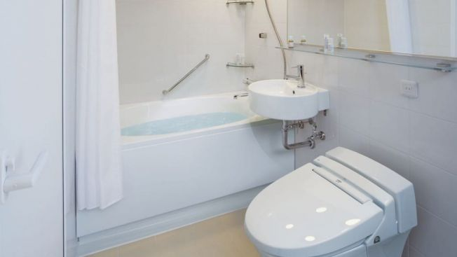 Toilet di Jepang, aturan toilet di Jepang