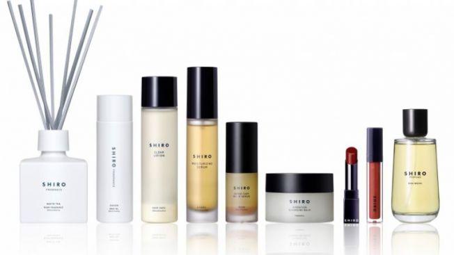 Shiro,skincare jepang, produk perawatan kulit jepang