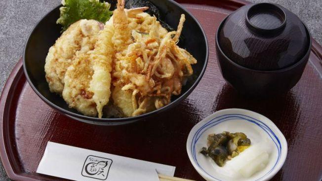 restoran tempura di osaka