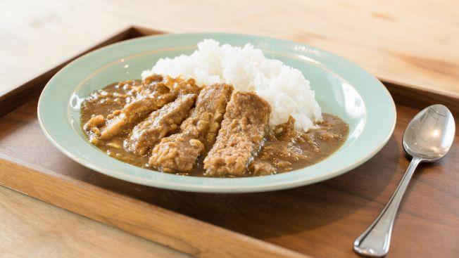 chicken katsu curry instan jepang