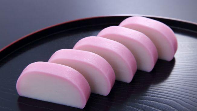 Makanan tradisional Jepang kamaboko