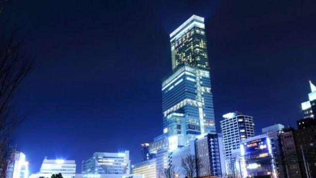 pemandangan malam terbaik osaka, Abeno Harukas