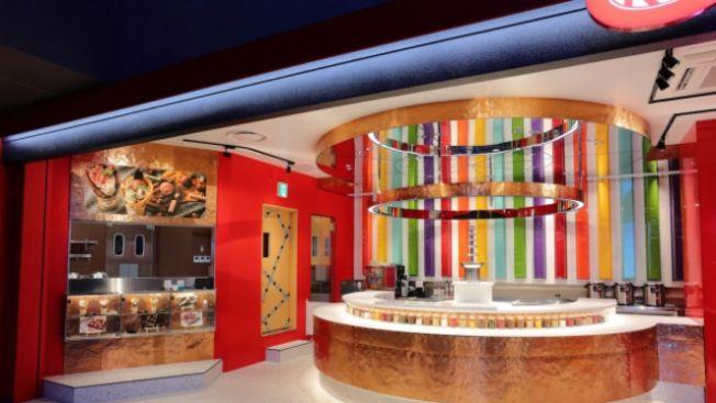 KitKat Chocolatory di Miyashita Park