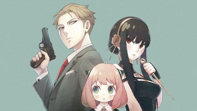 SpyxFamily manga