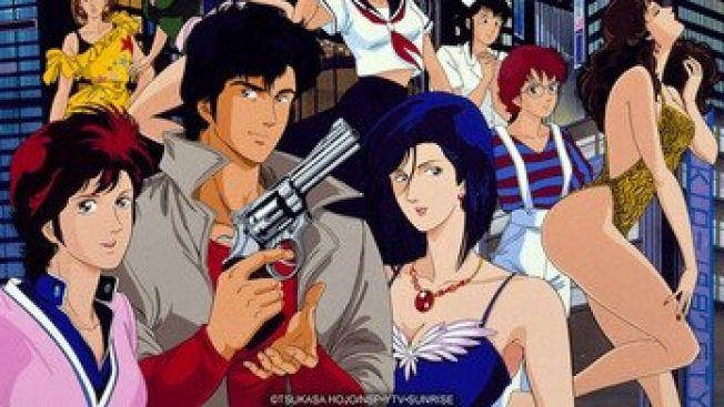 Anime City Hunter