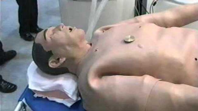 Swine Flu Robot