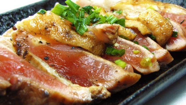 Sashimi ayam