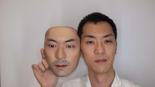 topeng wajah kamenya omote