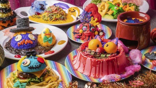 kolaborasi kawaii monster cafe dan alice's fantasy restaurant