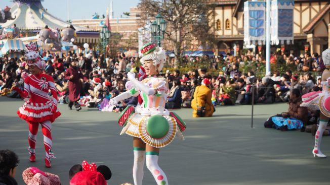 Tokyo Disney Parade