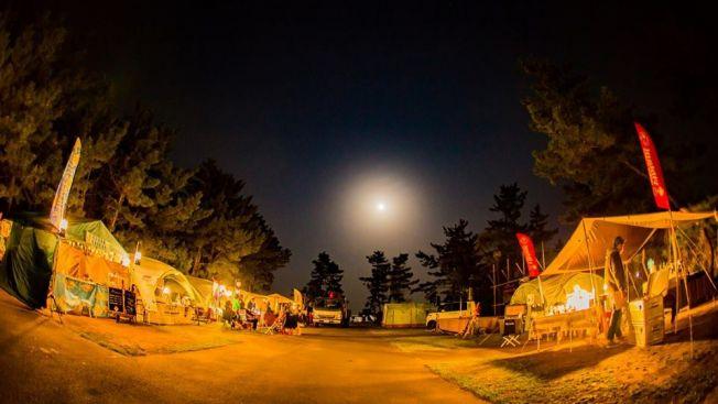 Oarai Sun Beach Camping Ground