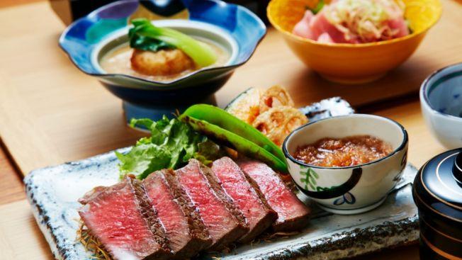 hidangan khas Jepang