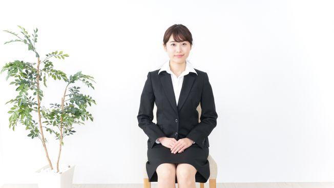 Seragam Kerja Wanita Jepang