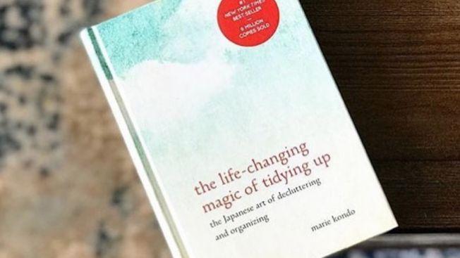 Buku Marie Kondo