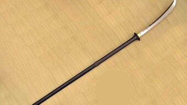 Pedang Naginata