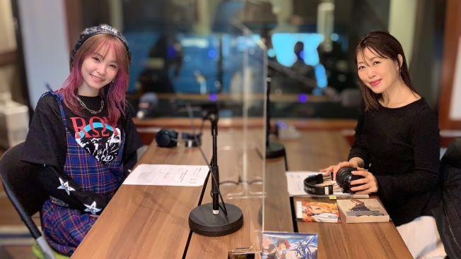 Miu Sakamoto dan LiSA