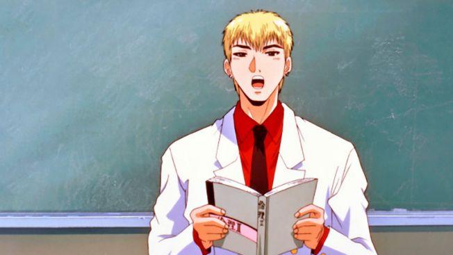 Gambar Anime Great Teacher Onizuka (GTO)